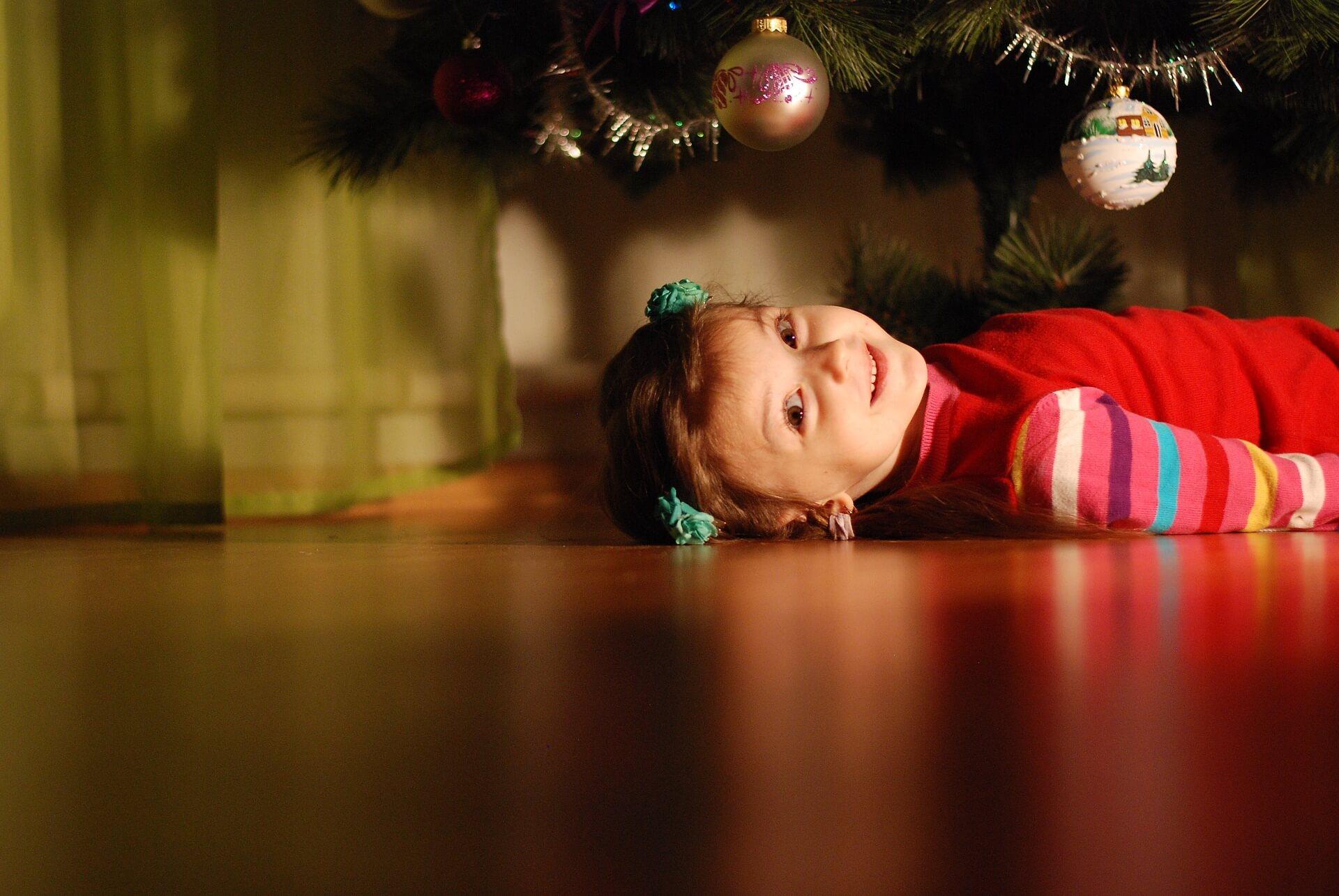 Enfants sereins + temps des fêtes: c'est possible